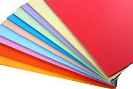 SEPAL Craft Photocopy Paper Sheets A4 Color Scrapbook Decorative