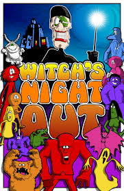 Garfield Halloween Special by Witch U0027s Night Out Cute Halloween Program From The 70s Starring