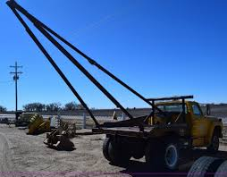 1973 Ford F750 Gin Pole Truck | Item K8680 | SOLD! April 5 G... Gin Pole Truck F250 67 Pinterest Intertional 4300 In San Angelo Tx For Sale Used Trucks On Aframe Boom For Vehicle Scavenge Huge Things 6 Steps With Pictures West Kansas Picking Trip March 2016 Midwest Military Hobby W Equipment Bucket Derrick Digger Trailers Pole Zyt China Petroleum Energy Products 2005 Mack Cv713 Granite Ta Truck Freeway Sales How To Build A Gin Block The British Cstruction Forum 2007 Western Star 4900 Twin Steer For Sale 11086 Kenworth Model T800 Tandem Axle On Auction Now At Southwest Rigging