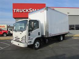 2019 ISUZU NPR-HD 16 FT BOX VAN TRUCK FOR SALE #11197