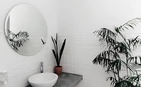 spiegel im bad ohne bohren kleben badratgeber
