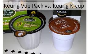 Keurig Vue Pack Vs K Cup
