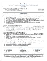 Entry Level Accounting Resume No Experience