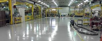 What Is Epoxy Flooring Types Of Industrial Systems And Where To Use Them