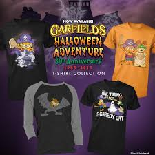 Garfields Halloween Adventure by Fright Rags On Twitter