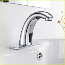 Touchless Bathroom Faucet Brushed Nickel by Touchless Bathroom Faucet Canada Bathroom Home Design Ideas