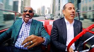 Still From Comedians In Cars Getting Coffee Netflix