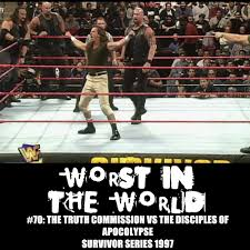 Halloween Havoc 1997 by The Wrestling Section Worst In The World The Truth Commission Vs