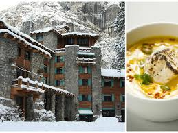 Ahwahnee Dining Room Thanksgiving by Celebrity Chefs Take Up Residence In Yosemite National Park Food