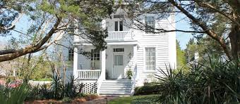 The Front Street Inn by the Sea A Beaufort North Carolina Bed