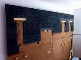 wandverkleidung wohnzimmer stein caseconrad