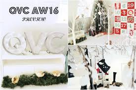 Qvc Christmas Trees Uk by Qvc Aw16 Press Day Beauty Fashion Jewellery U0026 Howeware