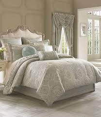 bedding fascinating rose tree norwich damask striped comforter set