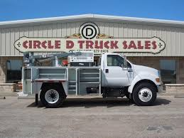 2018 Ford F-750 Mechanic / Service Truck For Sale | Abilene, TX ...