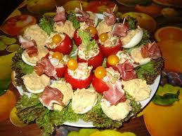 cuisine entr馥s froides cuisine entrã e froide et rapide tomates farcies macã doine et
