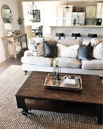 Marvelous Farmhouse Style Living Room Design Ideas by image is part of 75 Amazing Rustic Farmhouse Style Living Room Design Ideas gallery you can read and