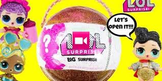 LOL Surprise Dolls The Queen Custom It Baby Sugar And DJ Luxe Help Us Open Big Ball Released On Sept 29