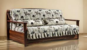Quebec Sleeper Sofa In The Rustic Style Eco Friendly Various Sizes