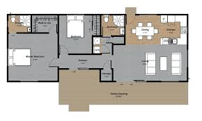 Genius Ranch Country Home Plans by Genius 2 Bedroom Prefabricated Houses