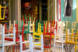 Colorful Tables And Chairs In Front Of A Tavern In The Market.. Tables Old Barrels Stock Photo Image Of Harvesting Outdoor Chairs Typical Outdoor Greek Tavern Stock Photo Edit Athens Greece Empty And At Pub Ding Table Bar Room White Height Sets High Betty 3piece Rustic Brown Set Glass Black Kitchen Small Appealing Swivel Awesome Modern Counter Chair Best Design Restaurant Red Checkered Tisdecke Plaka District Tavern Image Crete Greece Food Orange Wooden Chairs And Tables With Purple Tablecloths In