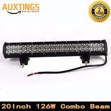 20led Light Bar froad 12 Volt Led Light Bar 20 Inch 126w Watt