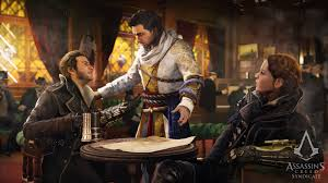 Assassins Creed Syndicate Debut Trailer Ubisoft NA YouTube