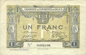 chambre de commerce de calais banknotes emergency notes calais 14 chambre de commerce