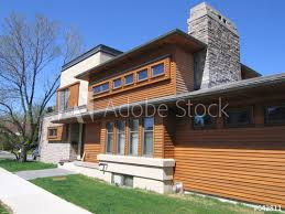 104 Contemporary Cedar Siding Modern House With Stock Photo Adobe Stock