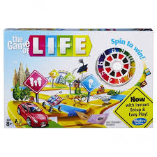 The NEW Game Of Life By Hasbro Enjoy A Fresh Look To Family