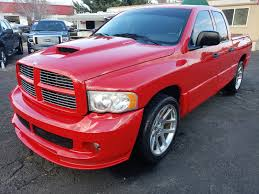 100 Dodge Srt 10 Truck For Sale 2005 Ram SRT Quad Cab