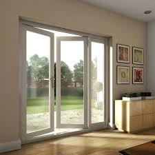 Lowes Sliding Glass Door Series In Grilles Between The Glass White