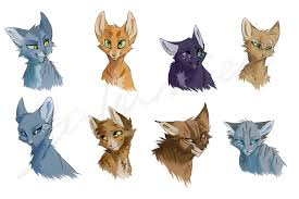 warrior cat warrior cats doodles by bakamiel on deviantart