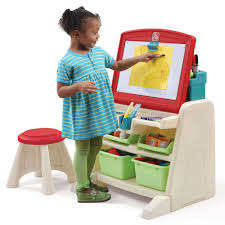 Step2 Art Master Desk And Stool by 100 Easel Desk With Stool Kids Mutifunctional Drawing Board