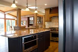 seeded glass pendant lights kitchen traditional with granite