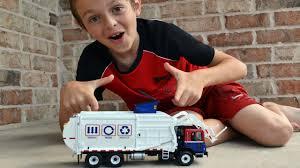 100 Trash Truck Videos For Kids Youtube Garbage Children L First Gear Garbage