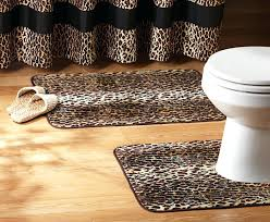 Zebra Print Bathroom Accessories Uk by Leopard Print Bathroomin Addition Leopard Print Bathroom Decor