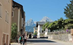 sommerfest im nonntal berchtesgaden