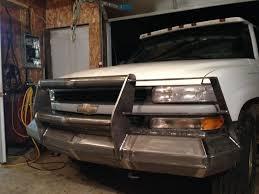 100 Truck Grill Guard Another Custom Bumper Chevy Accessories Gmc Trucks