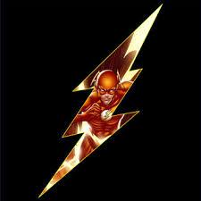 Flash Lightning Bolt T Shirt