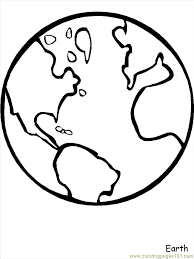 Space Coloring Pages 12 Page