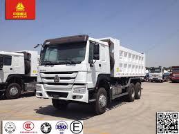 China Euro2 266-420HP Sinotruk HOWO 6X4 Dump Truck For Construction ...