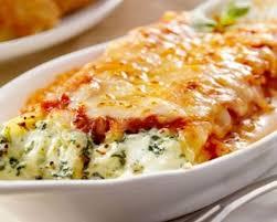 cuisiner la ricotta recette cannelloni aux épinards et à la ricotta