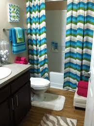 Zebra Print Bathroom Decor by Bathroom Decor Rectangular Wall Mounted Glass Mirror Black Small