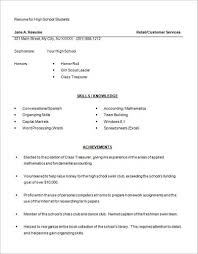 High School Resume Template - 9+ Free Word, Excel, Pdf Format Free ... High School 3resume Format School Resume Resume Examples For Teens Templates Builder Writing Guide Tips The Worst Advices Weve Heard For Information Sample With No Experience New Template Free Students 19429 Acmtycorg How To Write The Best One Included Student 44464 Westtexasrerdollzcom Elementary Teacher Cv Editable Principal Middle Books Of A Example Floatingcityorg Fresh