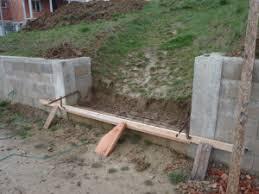 palier d escalier en béton lamaisonboisdenous la maison en