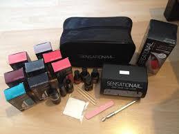 makeup manolos my new toy sensationail