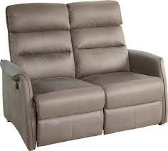 canapé de relaxation 2 places canape relax swing microfibre canapé relaxation pas cher