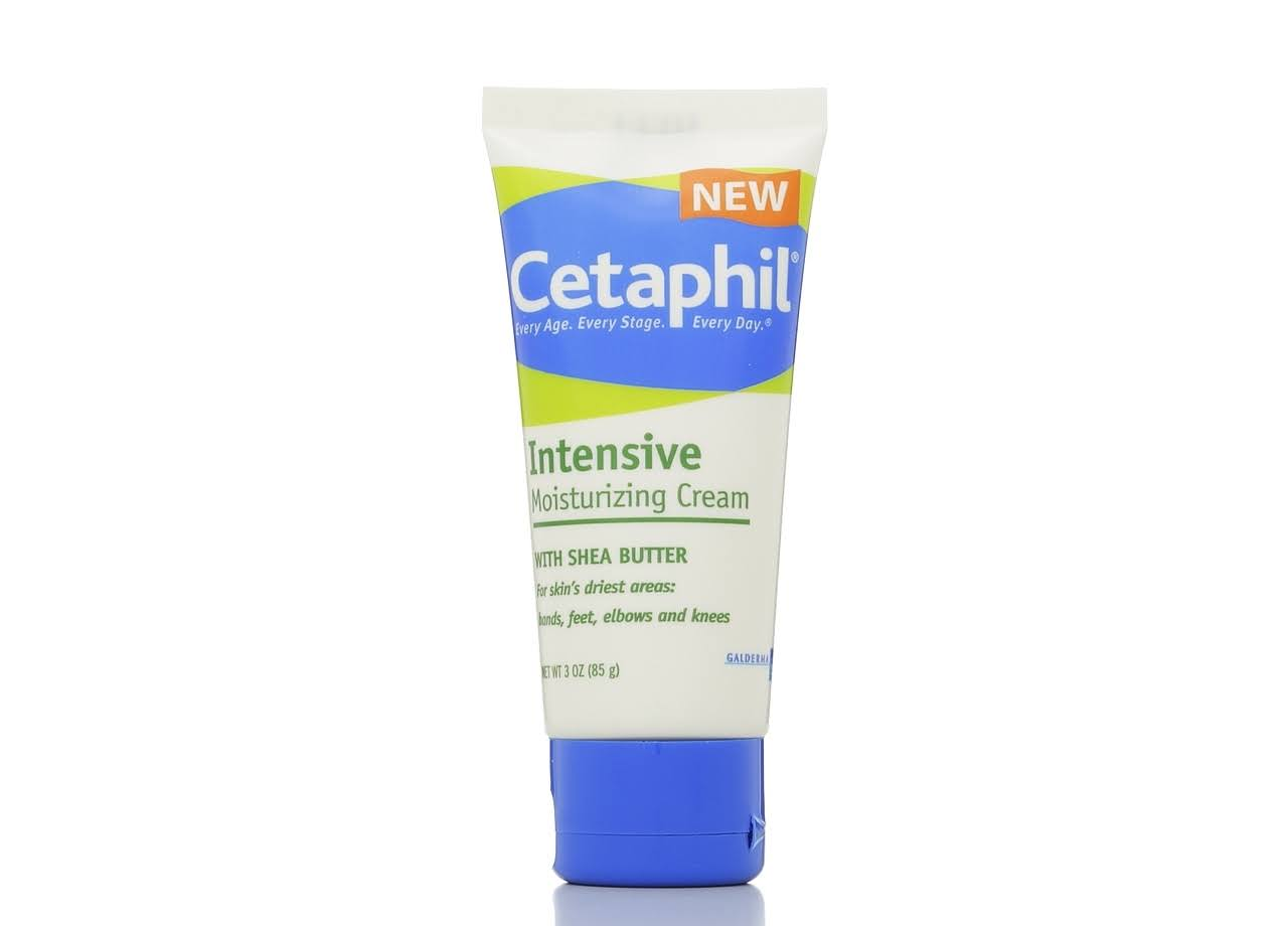 Cetaphil Intensive Moisturizing Cream with Meadowfoam Oil - 3oz