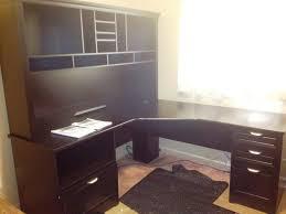 Sauder Desk With Hutch Walmart by Desks L Desk Desks For Small Spaces L Shaped Desk With Hutch