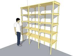 woodworking plan building wooden shelf brackets